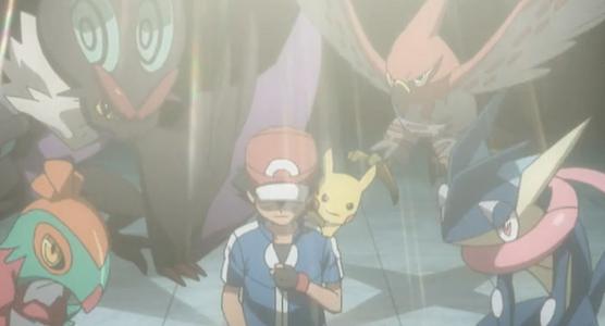 Pokémon XYZ - Nuovi episodi su K2