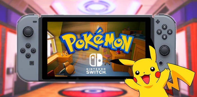 Nintendo conferma Pokémon per Nintendo Switch nel 2018